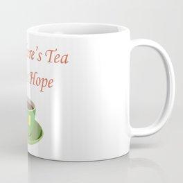 Tea and Optimism Coffee Mug