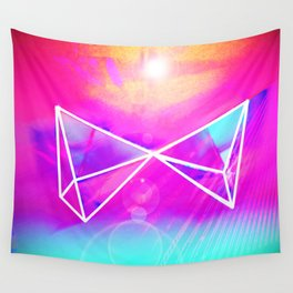 Prismatic III Wall Tapestry