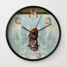 SOL INVICTUS - MITRE - II Wall Clock