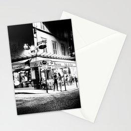 Café le Nazir (Montmartre; Paris) Stationery Cards