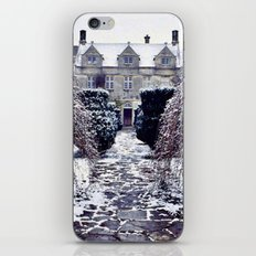 The Cotswolds In Winter iPhone & iPod Skin