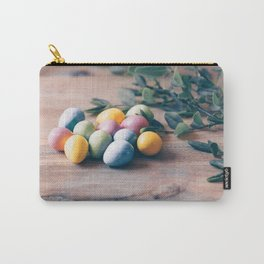 Easter Eggs 13 Carry-All Pouch