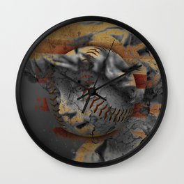Remembrance of the Angel Child - New Mixed Version Wall Clock