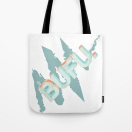 bufu Tote Bag