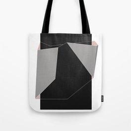 Grå kappe II Tote Bag