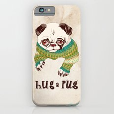 Hug a Pug iPhone 6s Slim Case