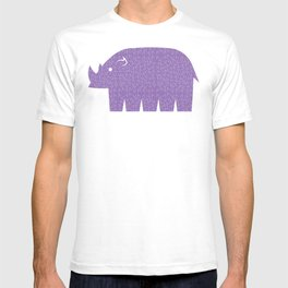 Fun at the Zoo: Rhino T-shirt