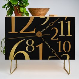 Live For The Moment Credenza