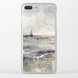 Sands Clear iPhone Case