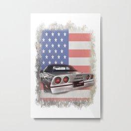 American Dream Machine Metal Print