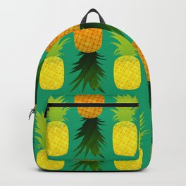 Yellow Pineapple Golden Pinapple Backpack