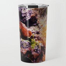 Coral Travel Mug
