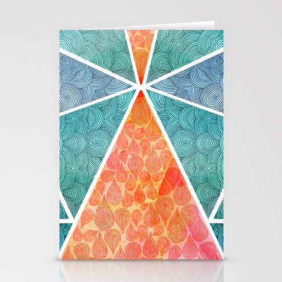 Pyramids of Giza Stationery Cards
