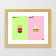 l'obsession Framed Art Print