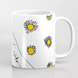 Miss Daisies Coffee Mug
