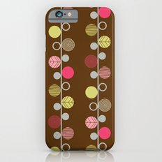 Linear Dots iPhone 6s Slim Case