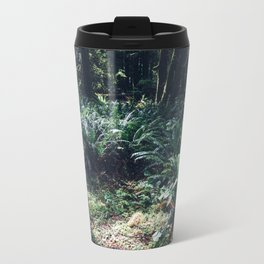 Undergrowth - Olympic National Park II Travel Mug