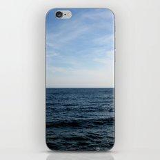 Mediterranean Sea on the Côte d'Azur French Rivera iPhone & iPod Skin