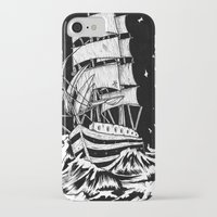 sail iPhone & iPod Cases featuring Sail by Giovanni Tamponi