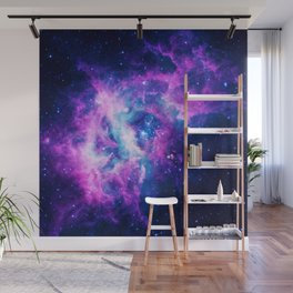 Dream Of Nebula Galaxy Wall Mural