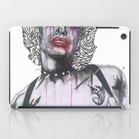 celebrity iPad Cases featuring Celebrity by R.A.Carrie