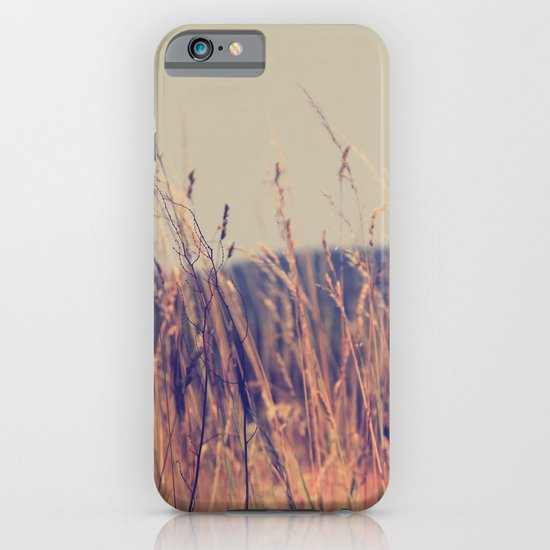 Wheat Field iPhone & iPod Case