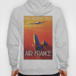 Vintage poster - French West Africa Hoody