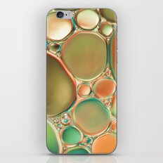 Pastel Abstraction #2 iPhone & iPod Skin