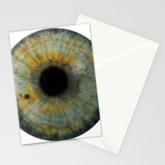EYE Love to See You, Green Stationery Cards