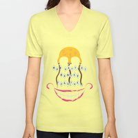 Mad Hatters Unisex V-Neck