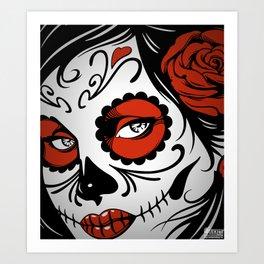 Catrina (Oversize) Art Print