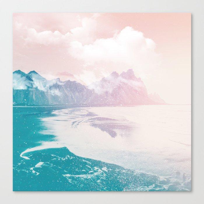 Fantasy Island Canvas Print