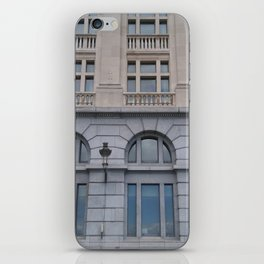 Windows Series I: Arcs and windows iPhone Skin