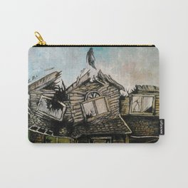 Pierce The Veil Oil Painting Carry-All Pouch
