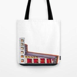 Geometric Architectural Design Illustration 99 Tote Bag