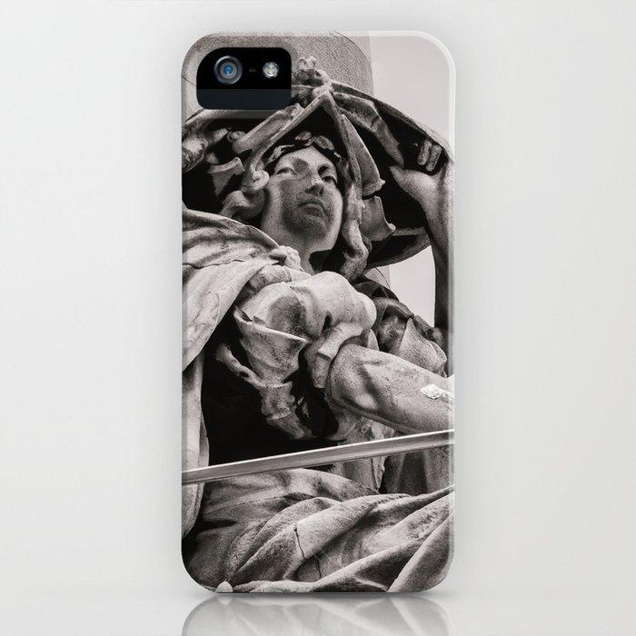 Parisian Guardian iPhone Case
