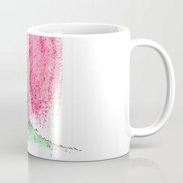 The Willow Tree of Kyoto Coffee Mug