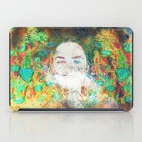serenity iPad Cases featuring Serenity by J.Lauren