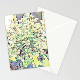 ALLIUM YELLOW Stationery Cards