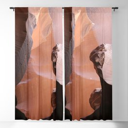 Natures Marvelous Composition - Antelope Canyon Shapes Blackout Curtain