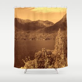 Spirits of the Land... Shower Curtain