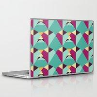 gem Laptop & iPad Skins featuring GEM by gdChiarts