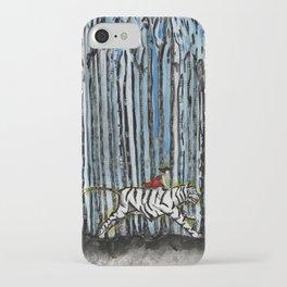 Run wild my child iPhone Case