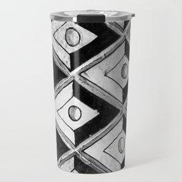 Tiling with pattern 2 Travel Mug