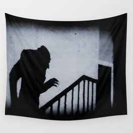 Nosferatu Classic Horror Movie Wall Tapestry