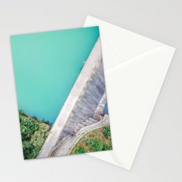 Dam of Reservoir Stationery Cards