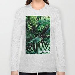 Winter Palms Long Sleeve T-shirt