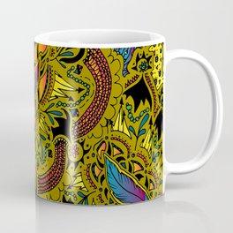 Zentangle #2b Coffee Mug