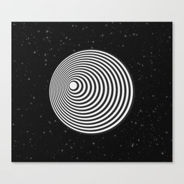 Twilight Zone Tunnel Canvas Print