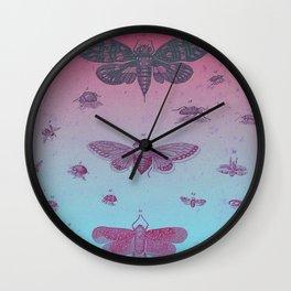 Cool Bugs Wall Clock